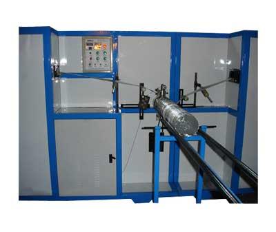Станок для производства гибких воздуховодов